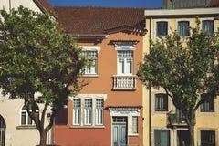 Exterior facade door royalty free stock photography