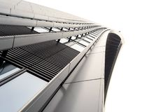 Exterior 20 Fenchurch Building Abstract Royalty Free Stock Photo