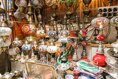 Exterior Grand Bazaar in Istanbul Royalty Free Stock Images