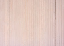 Exterior Grooved Wall Wide View Stock Photos
