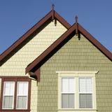 Exterior Home Imagens de Stock