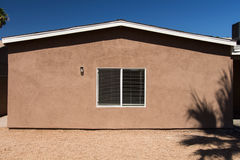 Exterior Home Wall Stock Photography