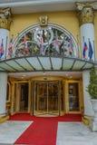 Exterior of Hotel Royalty Free Stock Photos