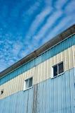Exterior of an industrial building Stock Photos