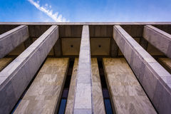 Exterior of the James Madison Building at the Library of Congres Stock Photography