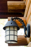 Exterior light fixture Royalty Free Stock Image