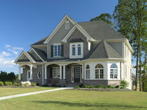 Exterior luxuoso 56 da HOME Imagem de Stock