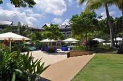 Exterior of Luxury Hotel Royalty Free Stock Photos