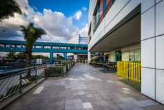 The exterior of the Mall of Asia in Pasay, Metro Manila, The Phi Stock Images