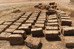 Exterior material, Burkina Faso Stock Photo