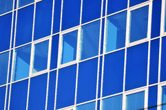 Exterior of a modern building Royalty Free Stock Photography