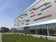 Modern sport arena in Koszalin Poland Stock Photography