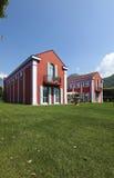 Exterior modern style  villa Royalty Free Stock Photography