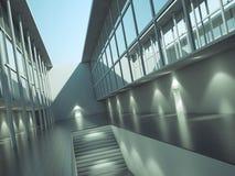 Exterior moderno da arquitetura Fotografia de Stock