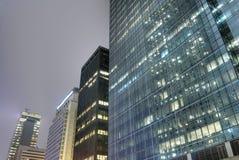 Exterior moderno do edifício Imagem de Stock