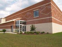 Exterior moderno do edifício Imagem de Stock Royalty Free
