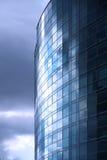 Exterior moderno do prédio de escritórios. Fotos de Stock Royalty Free
