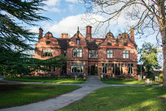 Oakfield House, Chester Zoo Stock Image