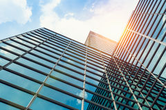 Free Exterior Of Glass Office Building Royalty Free Stock Images - 57844759