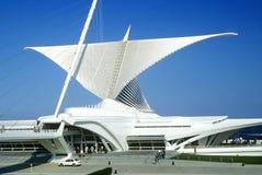 Free Exterior Of The Milwaukee Art Museum On Lake Michigan, Milwaukee, WI Stock Image - 52273451