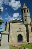 Exterior of Old Church Royalty Free Stock Photography