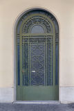 Old entrance door Stock Photography