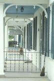 Exterior rural da estação de correios, Uniontown, DM Imagem de Stock