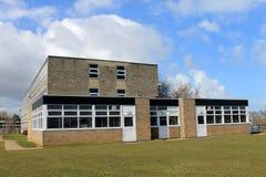 Secondary comprehensive school Stock Images