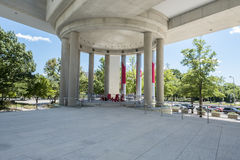 Exterior shots of the Canadian Embassy in Washington DC #2 Royalty Free Stock Images