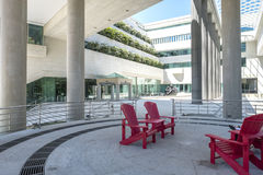 Exterior shots of the Canadian Embassy in Washington DC #3 Royalty Free Stock Images