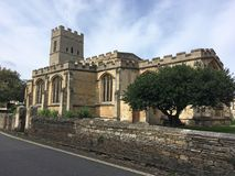 St George`s Church, Stamford, Lincolnshire Royalty Free Stock Photography