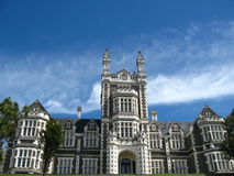 Exterior Stonework, Dunedin Royalty Free Stock Photography