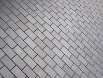 Exterior surface floor pattern Stock Images