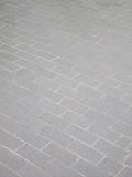 Exterior surface floor pattern Royalty Free Stock Image