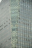 Exterior Surface of Modern Office Building Stock Image