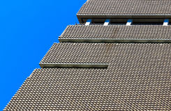 Exterior of Tate Modern New Building Royalty Free Stock Photography