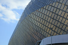 Exterior Tele2 Arena Royalty Free Stock Photography