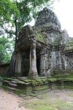 Temple ruins of Angkor Wat, Cambodia Stock Image