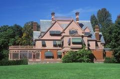 Exterior of Thomas Edison home Royalty Free Stock Photo