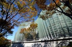 Exterior of Tokyo National Art Center Royalty Free Stock Photos