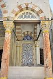 Exterior Tomb of Sultan Murad III Royalty Free Stock Images