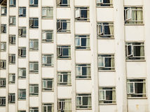 Exterior of tower block Royalty Free Stock Photography