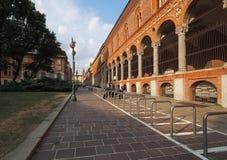 University of Milan stock images