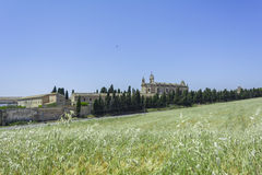 Exterior view of the Cartuja monastery, Jerez de la Frontera Stock Photos