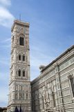 Exterior view of The Duomo, Florence, Italy, Europe Royalty Free Stock Images
