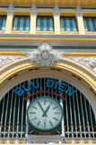 Exterior view of the General Post Office in Ho Chi Minh City Sai Stock Photo