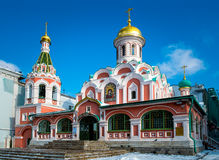Kazan Cathedral Stock Photos