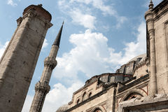 Exterior view of Sehzade Mosque - Istanbul royalty free stock images