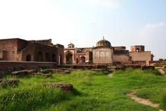 Exterior View Sheesh Mahal (Palace of Mirrors). Lahore Fort - Exterior view Sheesh Mahal (Palace of Mirrors Royalty Free Stock Photo