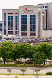 Exterior views of the new Childrens Medical Center Royalty Free Stock Image
